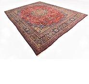Link to 9' 4 x 12' 5 Mashad Persian Rug
