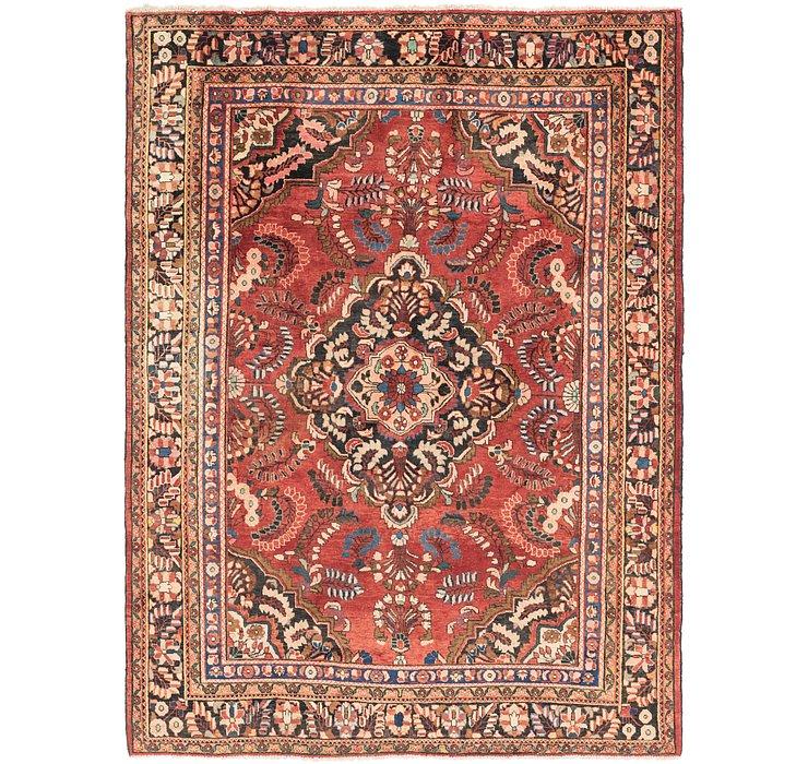 7' 10 x 10' 2 Hamedan Persian Rug