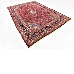 7' 3 x 11' Shahrbaft Persian Rug