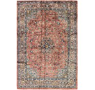 Link to 213cm x 310cm Mahal Persian Rug