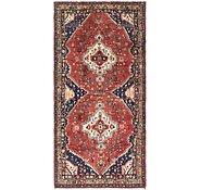 Link to 5' 7 x 12' 8 Hamedan Persian Runner Rug