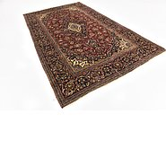 Link to 6' 5 x 10' 8 Kashan Persian Rug