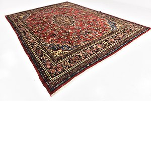 10' x 13' 10 Shahrbaft Persian Rug