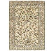 Link to 8' 9 x 12' Kashan Persian Rug