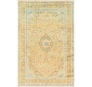 Link to 9' 9 x 14' 8 Kashan Persian Rug