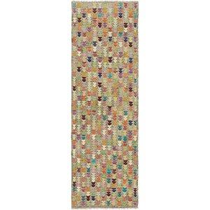 Link to 2' 10 x 9' 7 Kilim Modern Runner Rug item page