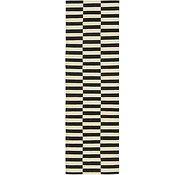 Link to 2' 10 x 9' 10 Kilim Modern Runner Rug
