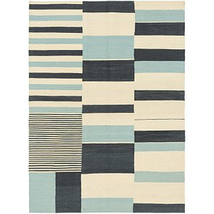 Link to 4' 5 x 5' 10 Kilim Modern Rug item page