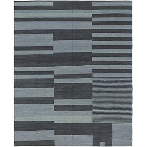 Link to 5' 2 x 6' 4 Kilim Modern Square Rug item page