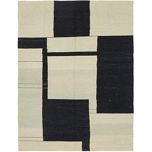 Link to 5' x 6' 6 Kilim Modern Rug item page