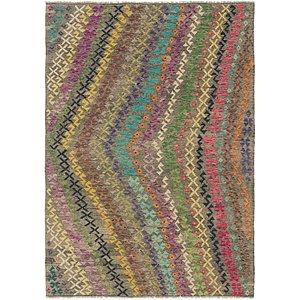 Link to 6' 10 x 9' 8 Kilim Modern Rug item page