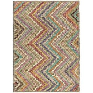 Link to 7' x 9' 6 Kilim Modern Rug item page