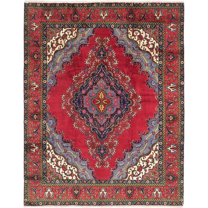 9' 8 x 12' 6 Tabriz Persian Rug