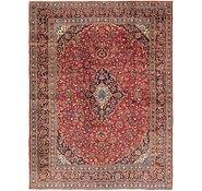 Link to 9' 7 x 12' 4 Mashad Persian Rug