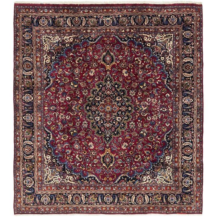 11' 2 x 12' 8 Mashad Persian Rug