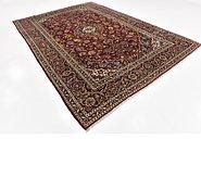 Link to 8' x 11' 8 Kashan Persian Rug