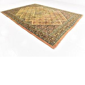 9' 7 x 13' 4 Farahan Persian Rug
