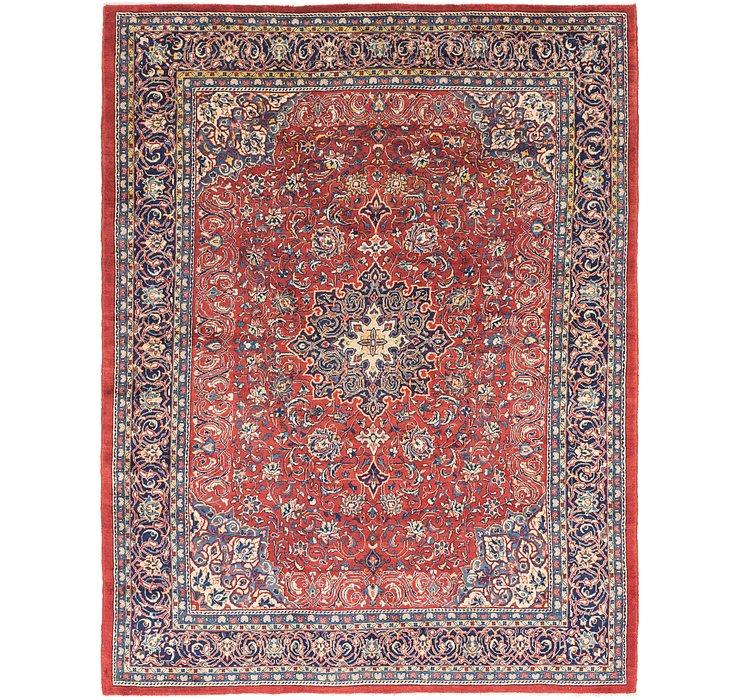 10' 2 x 13' 5 Farahan Persian Rug