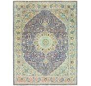 Link to 9' 6 x 13' 2 Tabriz Persian Rug