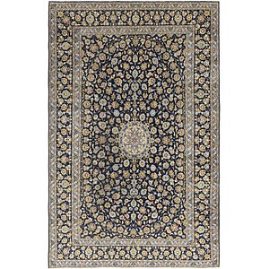 HandKnotted 10' x 16' 4 Kashan Persian Rug