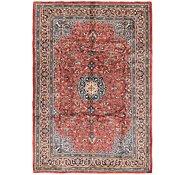 Link to 218cm x 318cm Farahan Persian Rug