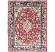 Link to 310cm x 410cm Isfahan Persian Rug
