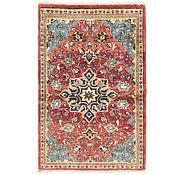 Link to 3' 4 x 5' 4 Farahan Persian Rug