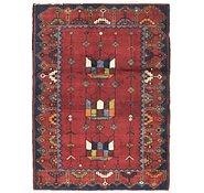 Link to 3' 6 x 5' Zanjan Persian Rug