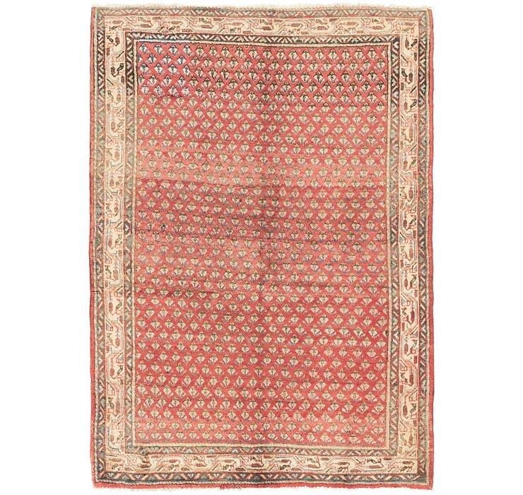 117cm x 165cm Botemir Persian Rug