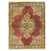 Link to 3' 5 x 4' 8 Tabriz Persian Rug