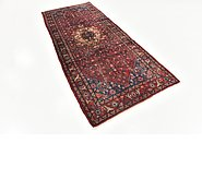 Link to 3' 6 x 9' 6 Shahrbaft Persian Runner Rug