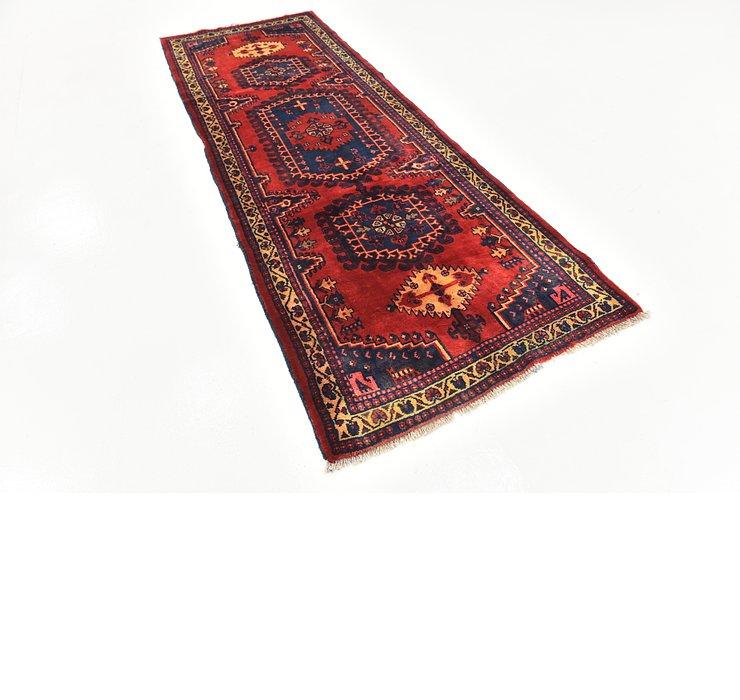 3' 5 x 9' 9 Viss Persian Runner Rug