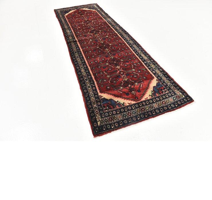 3' 7 x 10' 2 Shahsavand Persian Runn...