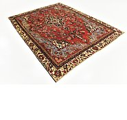 Link to 195cm x 255cm Shahrbaft Persian Rug