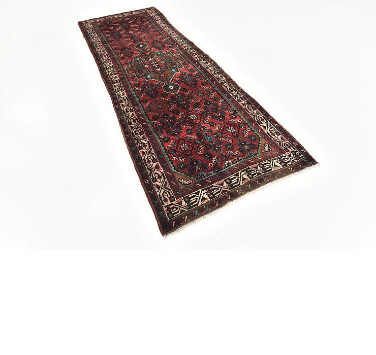 3' 4 x 9' 10 Shahsavand Persian Runn...