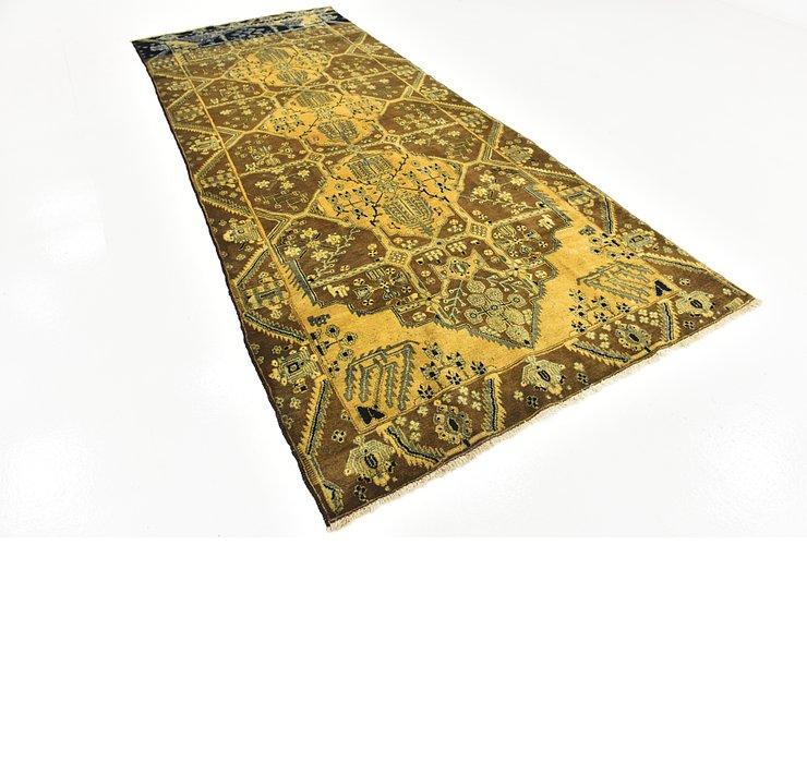 5' x 12' 3 Hamedan Persian Rug