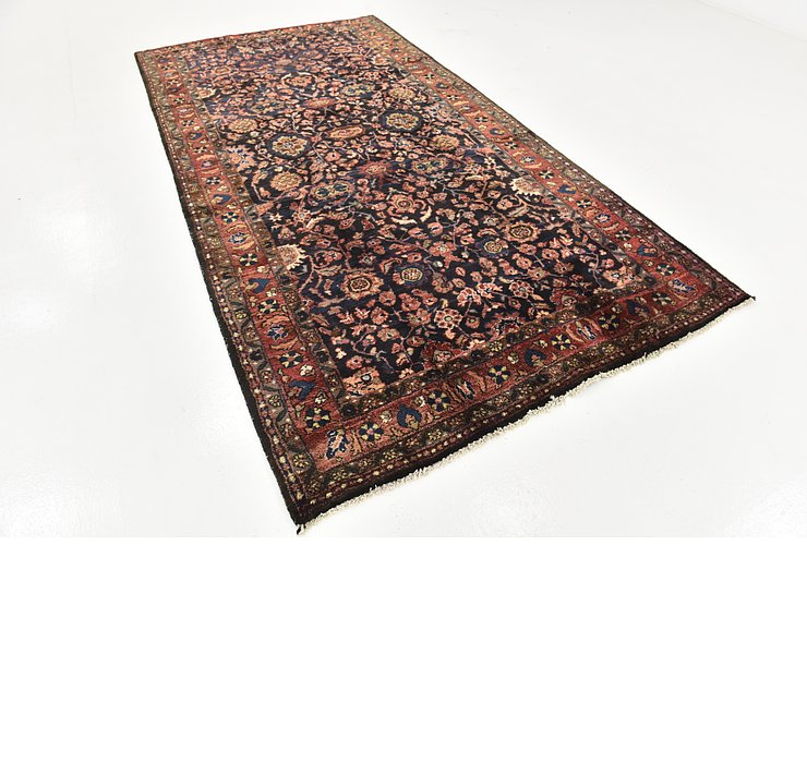 5' 6 x 10' 7 Gholtogh Persian Rug