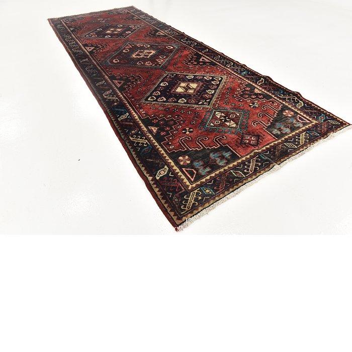 4' 5 x 11' 8 Shahsavand Persian Runn...