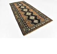 Link to 5' x 11' 7 Hamedan Persian Runner Rug