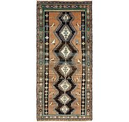 Link to 5' x 11' 7 Hamedan Persian Runner Rug