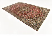 Link to 6' 5 x 9' 10 Kashan Persian Rug
