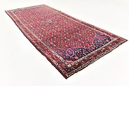 Link to 140cm x 323cm Hossainabad Persian Runner Rug