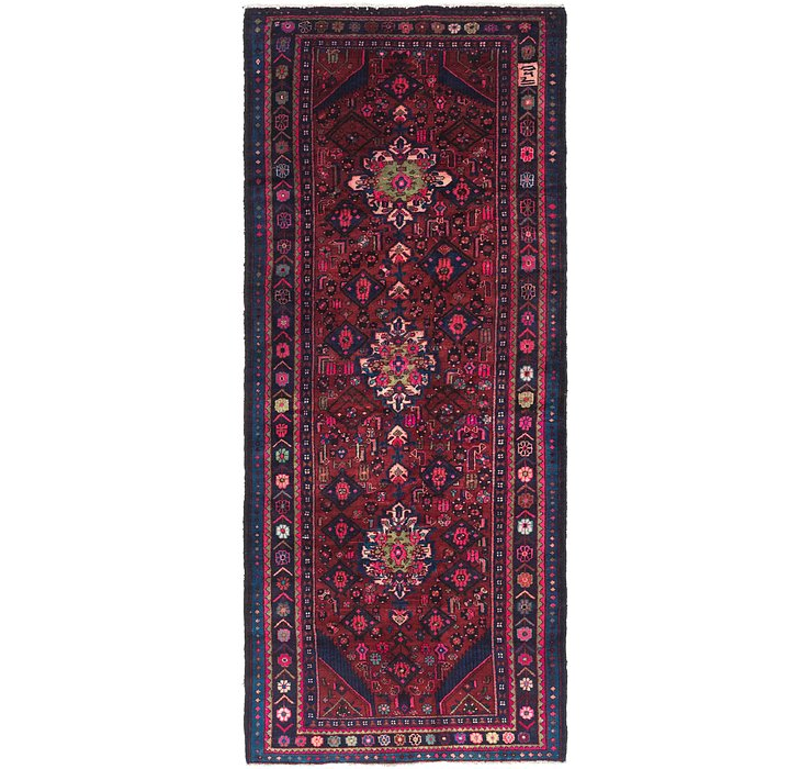 145cm x 365cm Gholtogh Persian Runner...
