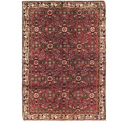Link to 3' 4 x 4' 10 Hossainabad Persian Rug