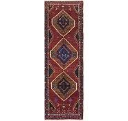 Link to 112cm x 380cm Meshkin Persian Runner Rug