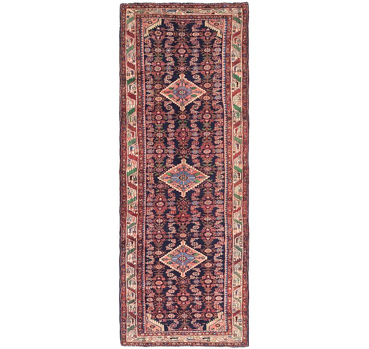 3' 7 x 10' 7 Darjazin Persian Runner...