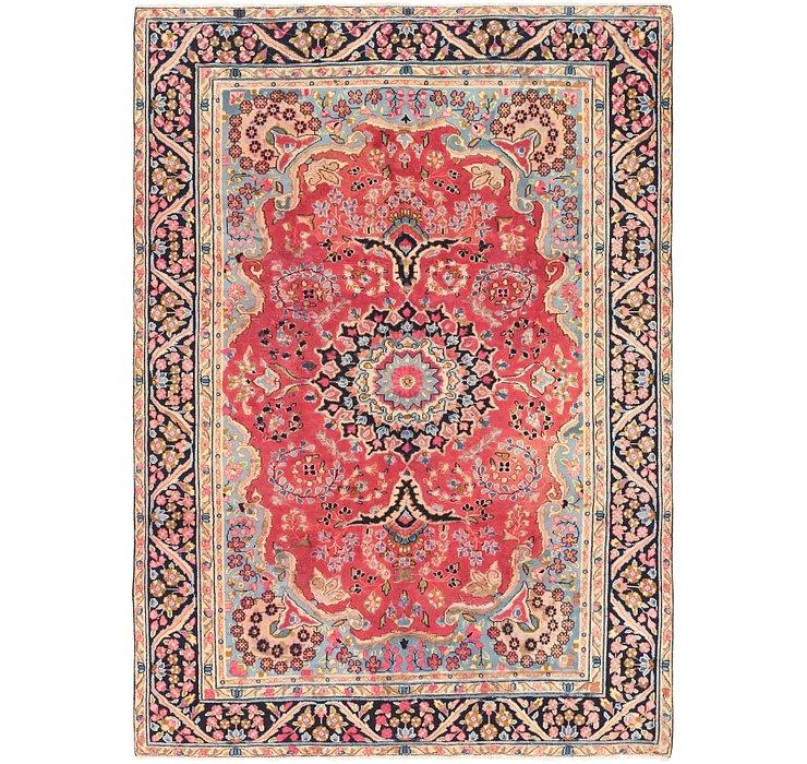 6' 6 x 9' 4 Kerman Persian Rug