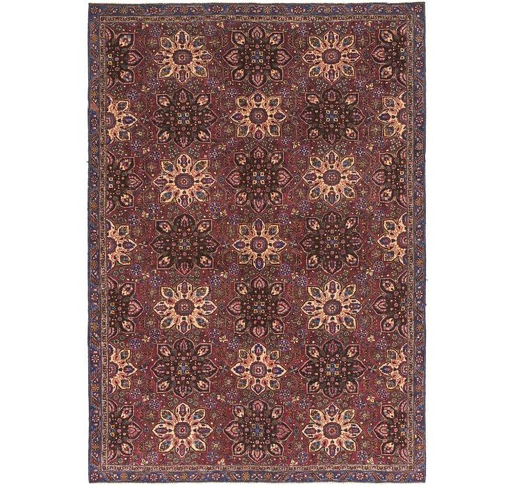 6' x 8' 9 Kerman Persian Rug