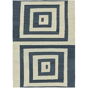 Link to 4' 2 x 5' 10 Kilim Modern Rug item page