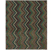 Link to 6' 10 x 8' 2 Kilim Modern Rug